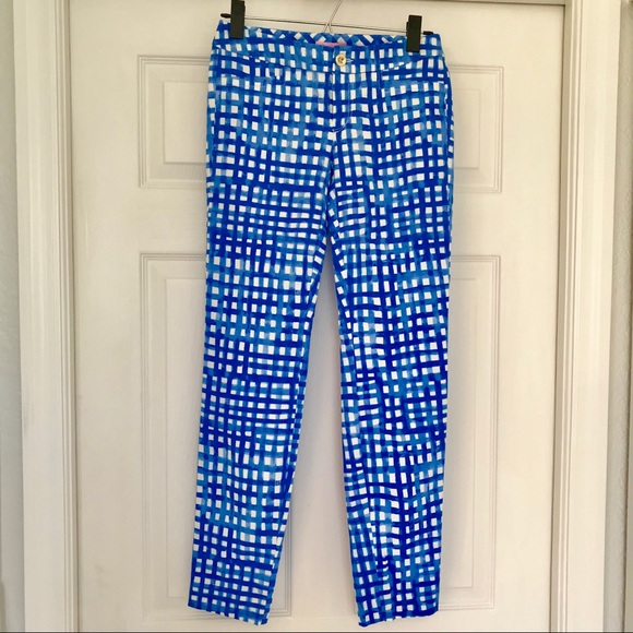 Lilly Pulitzer Pants - Lilly Pulitzer Kelly Skinny Ankle Pants